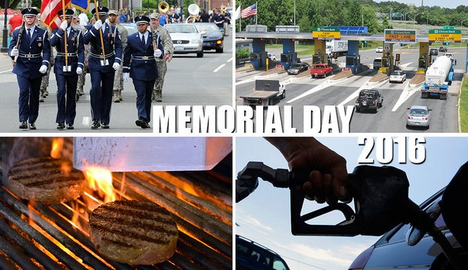 Memorial Day 2016: Travel tips, gas prices, weather and more