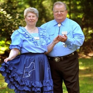 Constance A. and Leonard A. Houle are bringing a national square dance convention to Springfield.