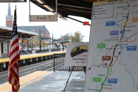 CTrail: How New Haven to Springfield line will work, cost to