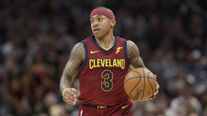 huge selection of f41bb e6265 Isaiah Thomas Trade: Experts, fans react with shock, humor ...