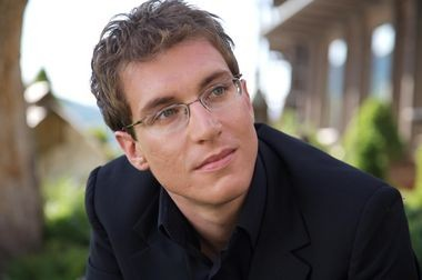 Pianist Gilles Vonsattel performed with the Springfield Symphony Orchestra on Saturday night.