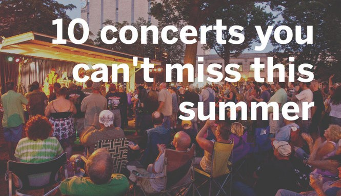 10 Concerts In New England You Can T Miss This Summer Masslive Com
