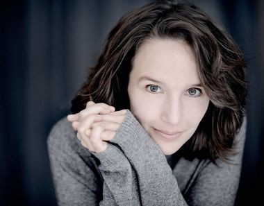 Pianist Helene Grimaud will perform several, Brahms concerts with the Boston Symphony Orchestra at Boston's Symphony Hall through Nov. 19.