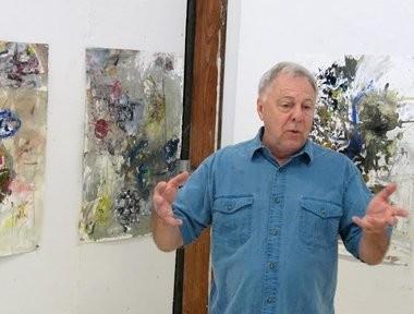 Artist and educator Dean Nimmer