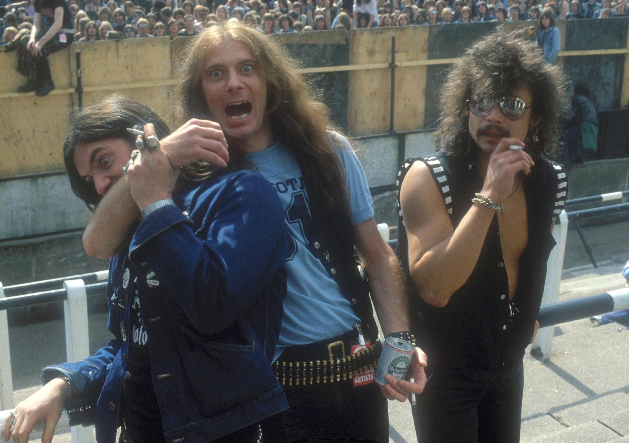 Motorhead guitarist 'Fast' Eddie Clarke dead at 67 - masslive.com