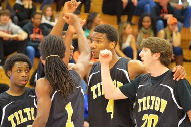 Tilton used a big second half to take down Vermont Academy 71-67 at the Hoophall Classic.
