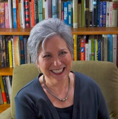 Author Elaine Wolf of Northampton