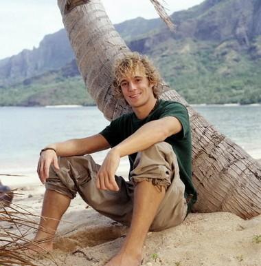 """Cade, in 2002, on CBS's """"Survivor: Marquesas."""""""