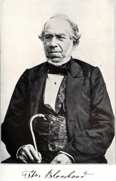 Thomas Blanchard, 19th century inventor and businessman