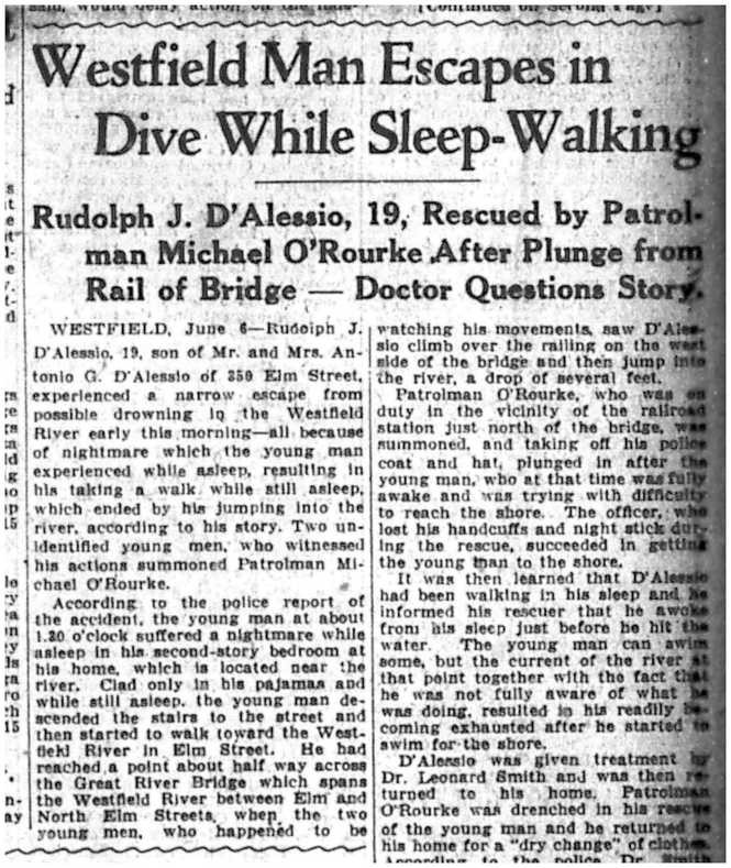 From the June 4, 1933 edition of The Springfield Evening Union