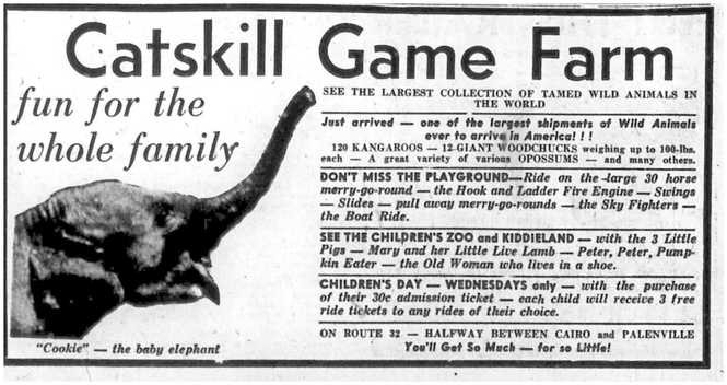 From the July 11, 1953 edition of The Springfield Union