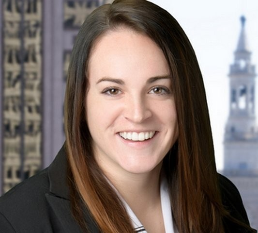 Kailee Wison has been promoted to associate attorney at Robinson Donovan, P.C. after serving as a law clerk for the firm since 2016.