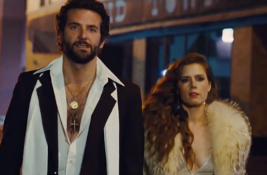 """Worcester's Mid Town Mall can be seen in this shot from the trailer for """"American Hustle."""""""