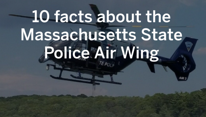 10 things you may not know about the Massachusetts State