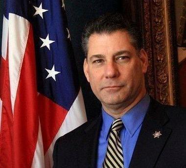 Middlesex Sheriff Peter Koutoujian.