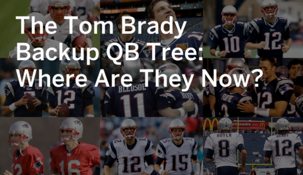 0cf3ee8bdc4 The Tom Brady backup tree: What are guys like Rohan Davey and (technically) Drew  Bledsoe doing now?