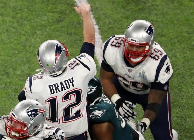 7977f1a6d Super Bowl 2018 report card: Which New England Patriots are to blame for  loss to Philadelphia Eagles?