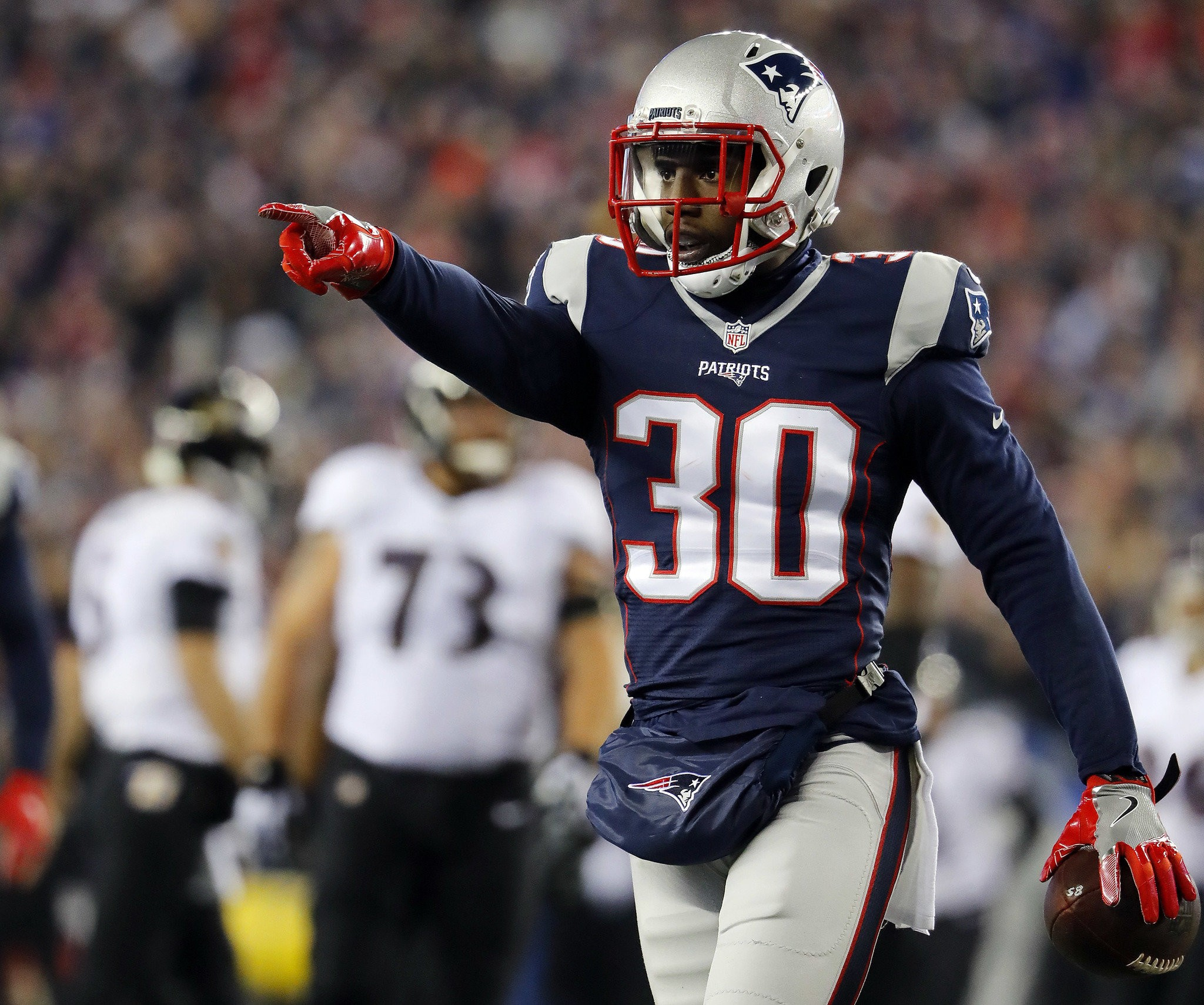 New England Patriots free agents: S Duron Harmon re-signs on four ...