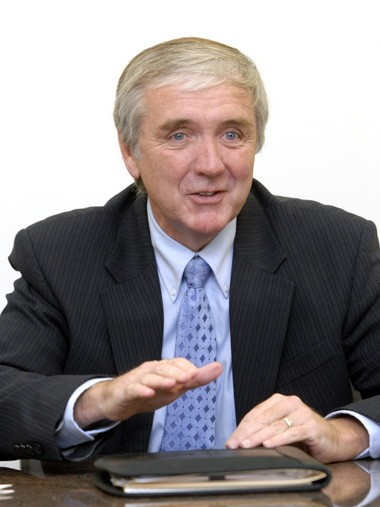 04.07.2009 | SPRINGFIELD -- United States Attorney Michael Sullivan meets with The Republican Editorial board.