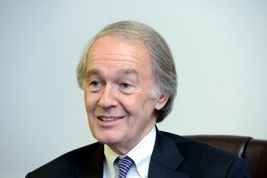 Democratic U.S. Rep. Ed Markey (Staff Photo by Dave Roback)