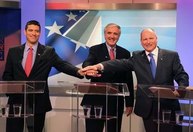 New Michael Sullivan ad attacks Gabriel Gomez as 'Obama Republican