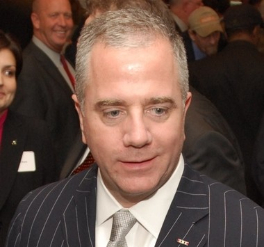 State Rep. Harold Naughton, D-Clinton, who co-chairs the Committee on Public Safety and Homeland Security, hopes to recommend a comprehensive bill updating Massachusetts gun statutes by September, in time to start the debate before the Legislature recesses for 2013.