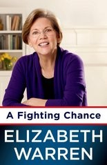 """Elizabeth Warren's latest book """"A Fighting Chance"""" is to be released on April 22 in hardcover, digital and audiobook formats."""
