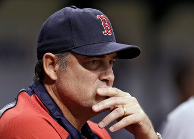 Boston Red Sox manager John Farrell has been juggling the bullpen, and the front office is looking for help.