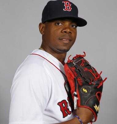 The Red Sox traded for Roenis Elias, a native of Cuba, in December. (AP Photo/Patrick Semansky)