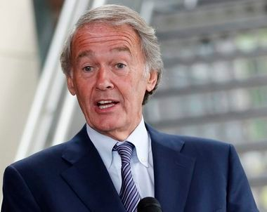 U.S. Rep. Edward Markey, D-Malden, on Friday received support for his intention to run for Senate from U.S. Sen. John Kerry, whose Senate seat would be vacated if Kerry is confirmed as Secretary of State, and Victoria Kennedy, the widow of U.S. Sen. Edward Kennedy, who died in 2009.