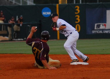 Holt's passion for the game is palpable when he takes the field. (Courtesy Rice University)