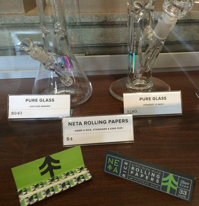 Here are 18 things a top medical marijuana shop is selling