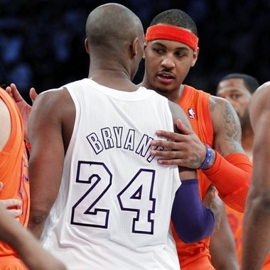 59dcf6ee145 L.A. Lakers beat New York Knicks 100-94 to get to .500 - masslive.com