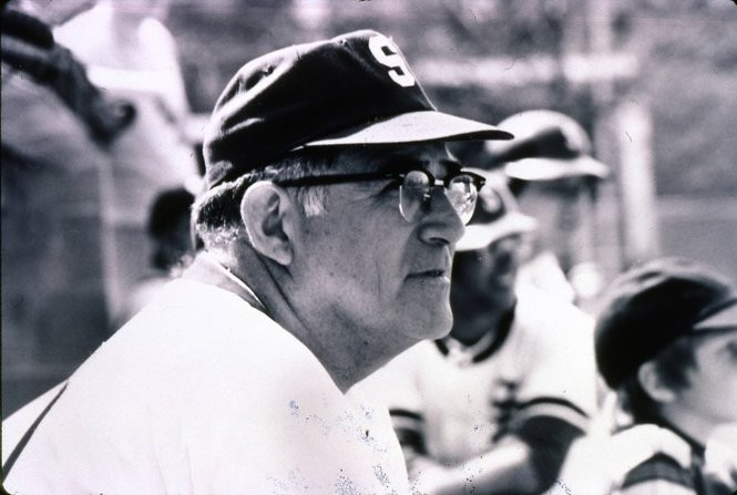 Longtime Springfield College baseball coach Archie Allen will be inducted into the Western Massachusetts Baseball Hall of Fame on Feb. 1