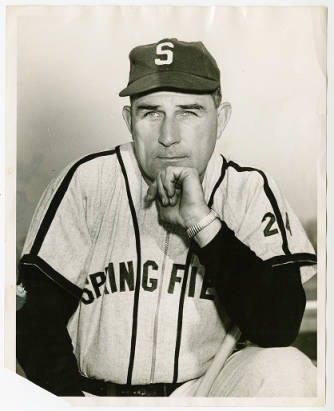 Archie Allen won 454 games as baseball coach at Springfield College.