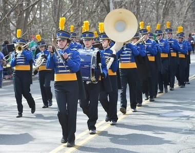 Northampton High School Blue Devil's Marching Band