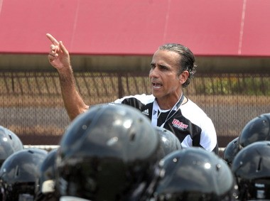 University of Massachusetts coach Charley Molnar is looking for depth on the offensive line.