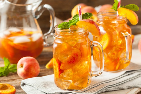 Celebrate National Iced Tea Day in fashion with your own, homemade iced tea.