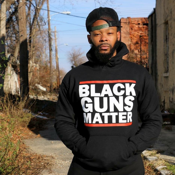 Maj Toure, founder of Black Guns Matter, a group that seeks to inform urban residents of their Second Amendment rights, is scheduled to speak Friday in Springfield.