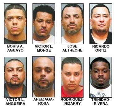 Connecticut Men arrested in Western New York heroin ring