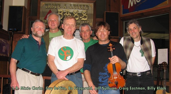 Bo Fitzgerald and the Yank Celt Band will perform The Farewell Tour Part Four in March with six area performances.