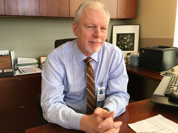 Dr. Edward Feldmann, a neurologist specializing in stroke, is Baystate Health's vice president and medical director of neurosciences and rehabilitation.