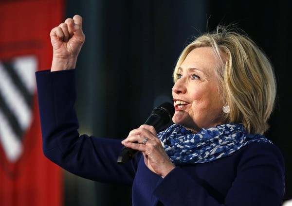 Is Hillary Clinton going to run for president again? A speaking tour with her husband, and the pricey tickets attached, fuels speculation that she will.