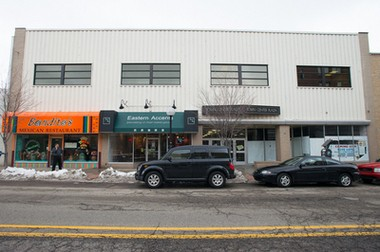 The new owner of the building at 210-216 S. Fourth wants to build a residential addition.