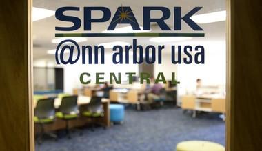 Ann Arbor SPARK. Patrick Record | The Ann Arbor News
