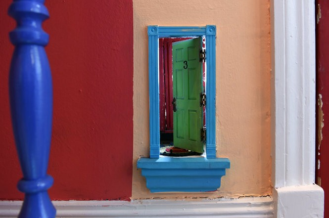 Your guide to Ann Arbor fairy doors - mlive com