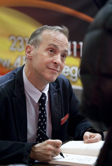 Bestselling author David Sedaris will do a reading/signing event at Ann Arbor's Literati Bookstore on Wednesday, June 11.