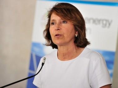 DDA Executive Director Susan Pollay