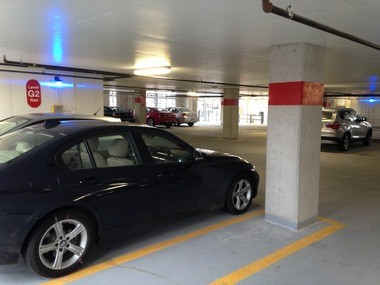 Tenants of Ann Arbor City Apartments and other members of the public are already using the new First and Washington parking garage.