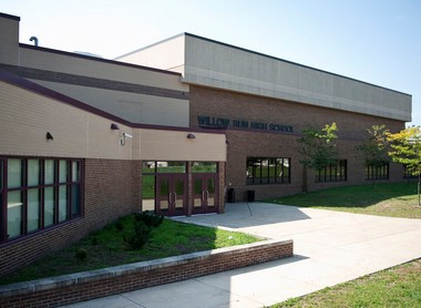 Burst pipes at Ypsilanti Community Middle School-Willow Run campus could put the building in jeopardy of re-opening Thursday.